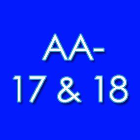 AA - 17&18