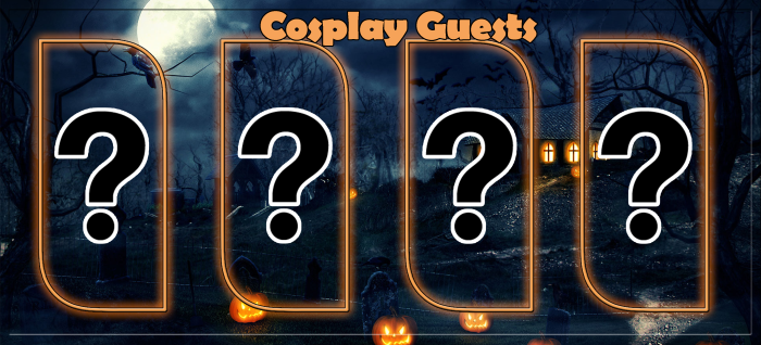 Cosplay guests blank