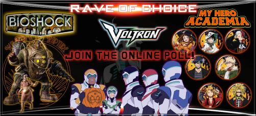 Rave of Choice banner complete