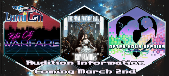 Show Announce banners