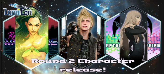 Character release Rd 2