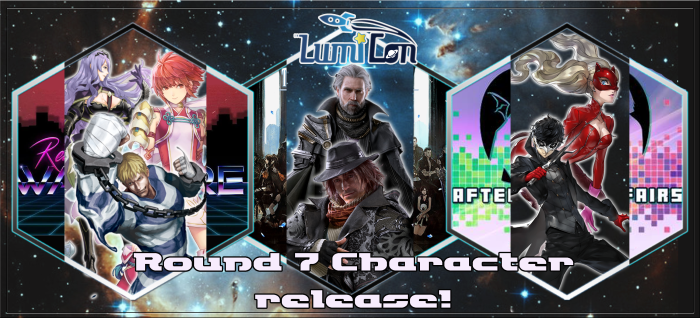 Character release Rd 7