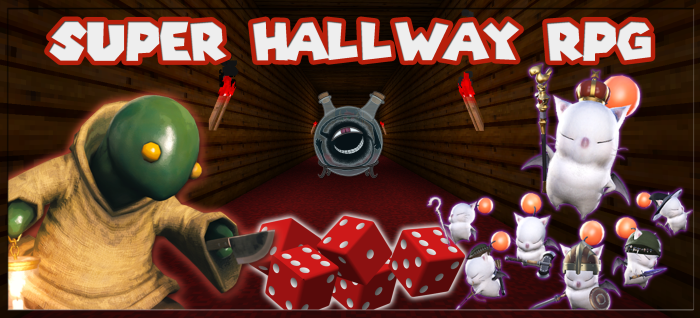 Super hallway rpg announce