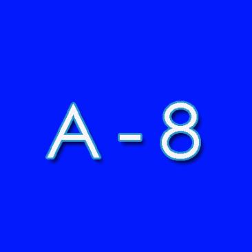 Vendor buttons A-8