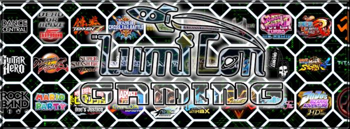 lumi gameroom title