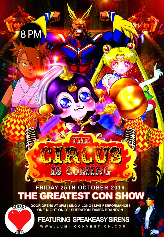 GREATEST CON SHOW POSTER