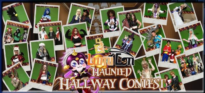 Haunted Hallway Banner 2019