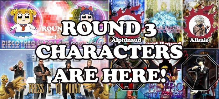 Round 3 character release