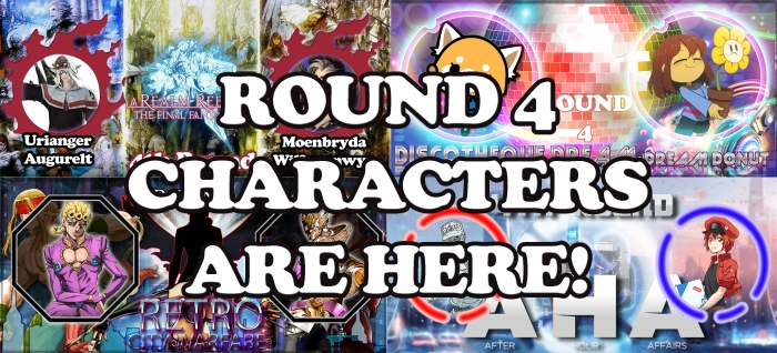 Round 4 character release