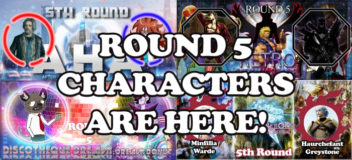 Round 5 character release