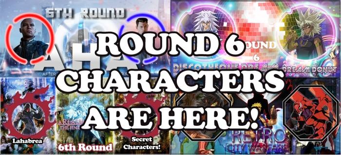 Round 6 character release
