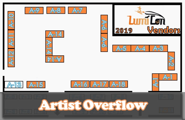 Vendor room Layout2019