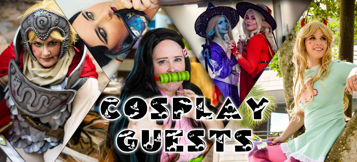 Cosplay Guest Banner